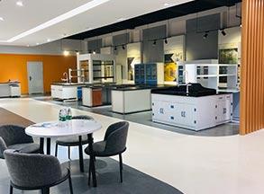 实验室家具展示