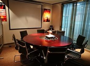 优永科技会议室